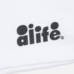 Мужская футболка Alife Light Vacation SS Premium White фото- 3