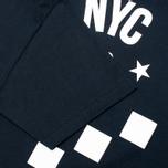 Мужская футболка Alife NYC Life Eclipse Blue фото- 3