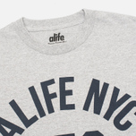 Мужская футболка Alife NYC Life Grey Heather фото- 1