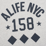 Мужская футболка Alife NYC Life Grey Heather фото- 2