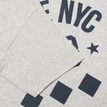 Мужская футболка Alife NYC Life Grey Heather фото- 3