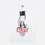 Мужская футболка Alife Playboys SS White фото- 0