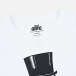 Мужская футболка Alife Playboys SS White фото- 1