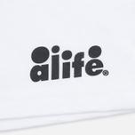 Мужская футболка Alife Playboys SS White фото- 3