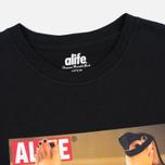 Мужская футболка Alife Redman 2 SS Black фото- 1