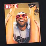 Мужская футболка Alife Redman 2 SS Black фото- 2