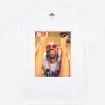 Мужская футболка Alife Redman 2 SS White фото- 0