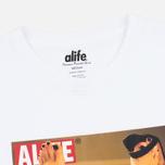 Мужская футболка Alife Redman 2 SS White фото- 1
