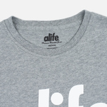 Мужская футболка Alife Steve Darden Heather Grey фото- 1