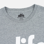Alife Steve Darden Men's T-shirt Heather Grey photo- 1
