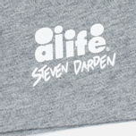 Мужская футболка Alife Steve Darden Heather Grey фото- 3