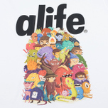Мужская футболка Alife Steve Darden White фото- 2