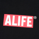 Alife Stuck Up Mag Men's T-shirt Black photo- 2