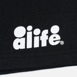 Alife Stuck Up Mag Men's T-shirt Black photo- 3