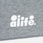 Alife Stuck Up Mag Men's T-shirt Heather Grey photo- 3