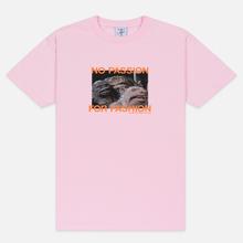 Мужская футболка Alltimers 9 Passion Pink фото- 0
