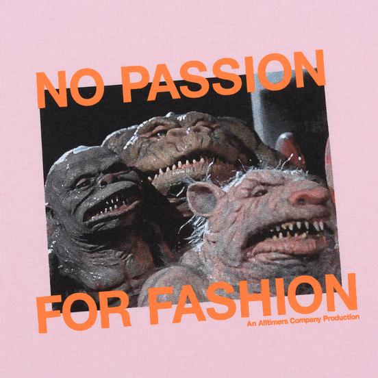 Мужская футболка Alltimers 9 Passion Pink