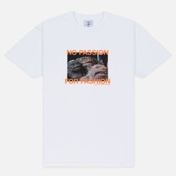 Мужская футболка Alltimers 9 Passion White