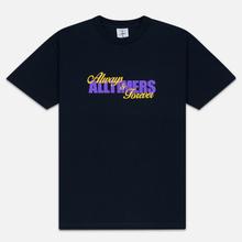 Мужская футболка Alltimers A And F Navy фото- 0
