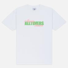 Мужская футболка Alltimers A And F White фото- 0