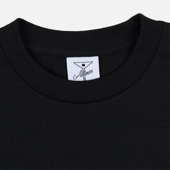 Мужская футболка Alltimers Chincilla Black