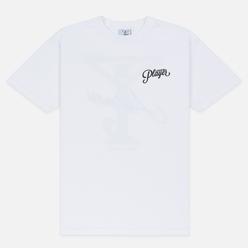 Мужская футболка Alltimers Chincilla White