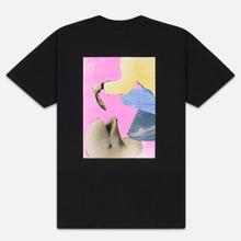 Мужская футболка Alltimers Fish Feed Black фото- 3