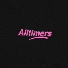 Мужская футболка Alltimers Fish Feed Black фото- 2