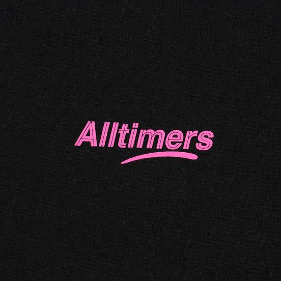 Мужская футболка Alltimers Fish Feed Black