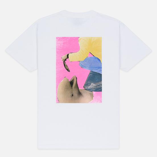 Мужская футболка Alltimers Fish Feed White