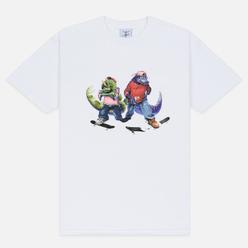 Мужская футболка Alltimers Fossil Gang White