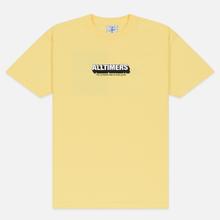 Мужская футболка Alltimers Guide To Life Banana фото- 0