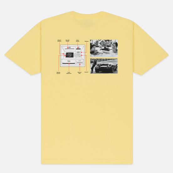 Мужская футболка Alltimers Guide To Life Banana