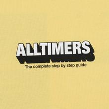 Мужская футболка Alltimers Guide To Life Banana фото- 2