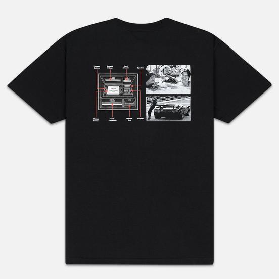 Мужская футболка Alltimers Guide To Life Black