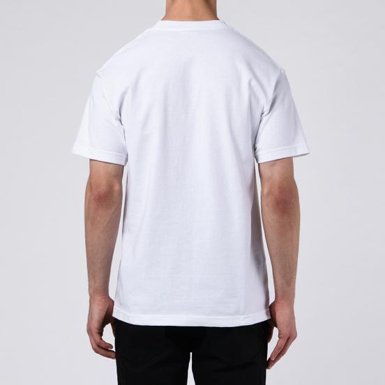 Мужская футболка Alltimers Jamon White