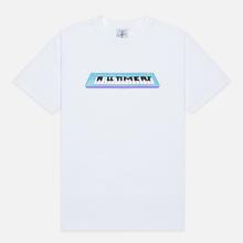 Мужская футболка Alltimers Jamon White фото- 0