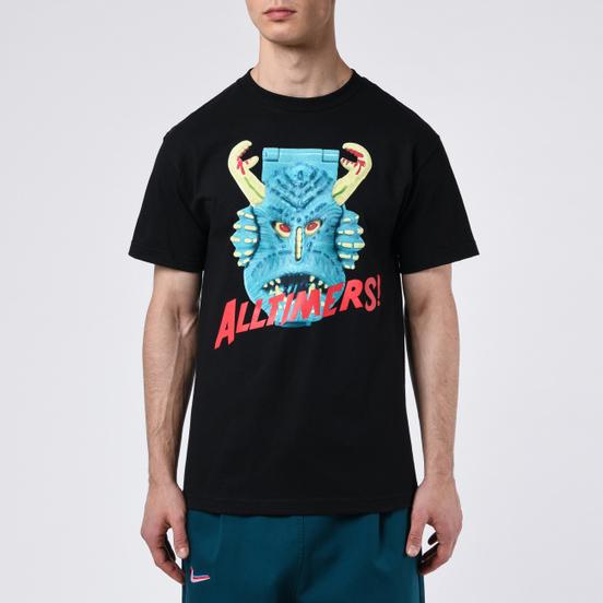 Мужская футболка Alltimers Mighty Black