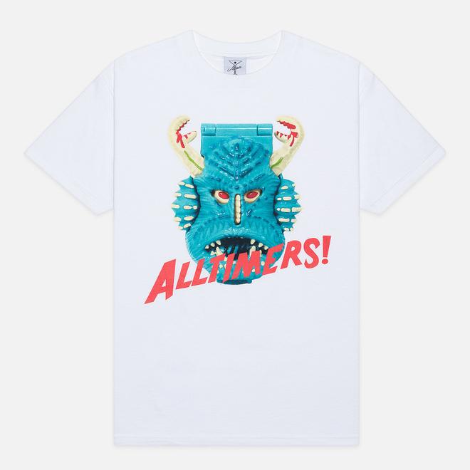 Мужская футболка Alltimers Mighty White