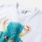 Мужская футболка Alltimers Mighty White фото - 1