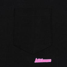 Мужская футболка Alltimers Mr. Struggles Black фото- 2