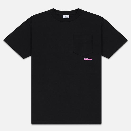 Мужская футболка Alltimers Mr. Struggles Black