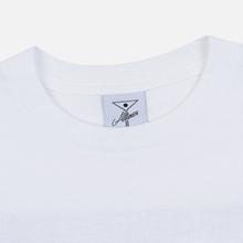 Мужская футболка Alltimers Mr. Struggles White фото- 1