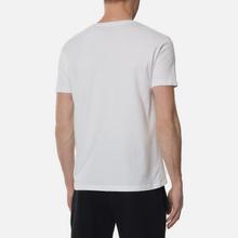 Мужская футболка Alpha Industries Basic White фото- 3