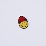 Мужская футболка AMI Patch Smiley White фото- 2