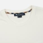 Мужская футболка Aquascutum Cullen Plain Chalk фото- 1