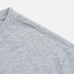Aquascutum Stratton Logo Print Men's T-shirt Grey photo- 3