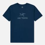 Мужская футболка Arcteryx Arc'word HW SS Cosmic фото- 0