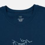 Мужская футболка Arcteryx Arc'word HW SS Cosmic фото- 1