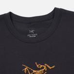 Мужская футболка Arcteryx Arc'word HW SS Janus/Madras фото- 1